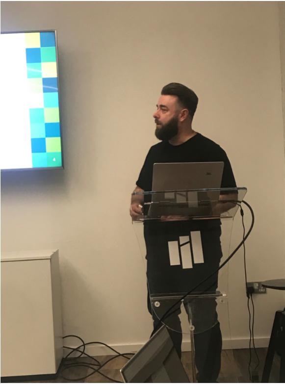 John McCormack Presenting SQL Server Tools